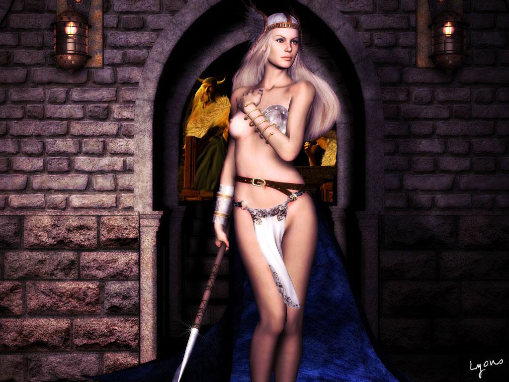 Brynhildr the Valkyrie